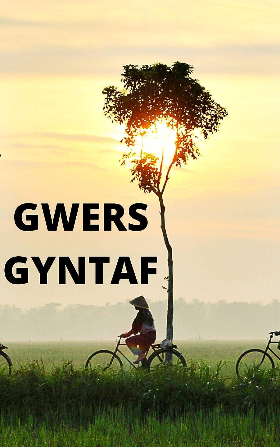 確執ばかげている今までGwers gyntaf (Welsh Edition)