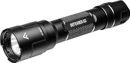 MACTRONIC Defender 02 Recharchable Taschenlampe, Schwarz, XL B074SVF8FP   Ausreichende Versorgung