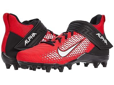 Nike Alpha Menace Varsity 2 (University Red/White/Black) Men