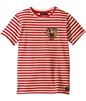Rock Your Baby - Tiger Stripe Short Sleeve T-Shirt (Toddler/Little Kids/Big Kids)