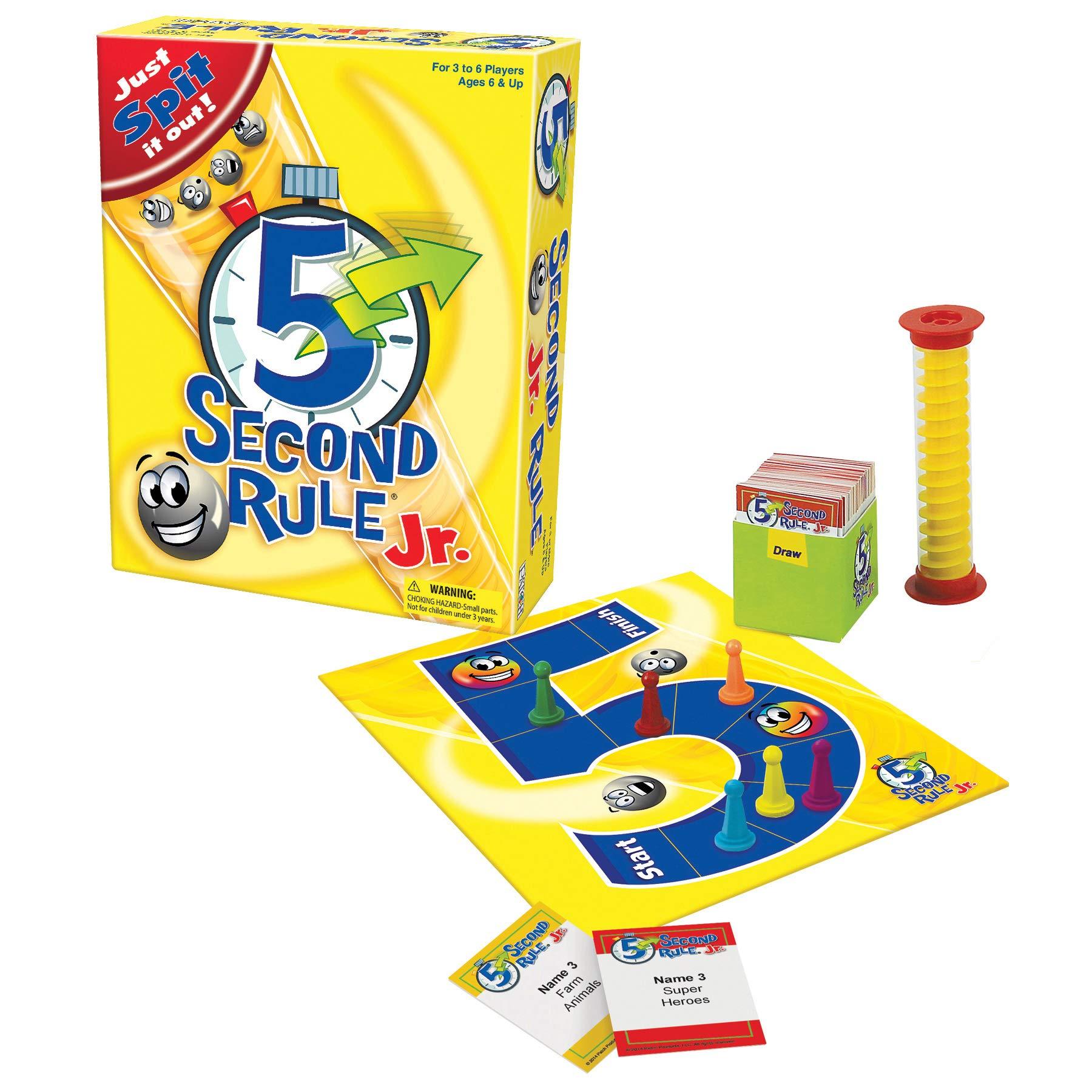 PlayMonster 7424 Second Rule Junior