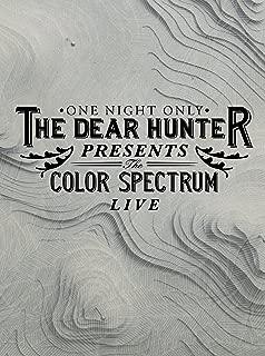The Color Spectrum Live