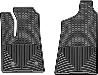 WeatherTech All-Weather Floor Mats for Ford Transit - 1st Row (Black)