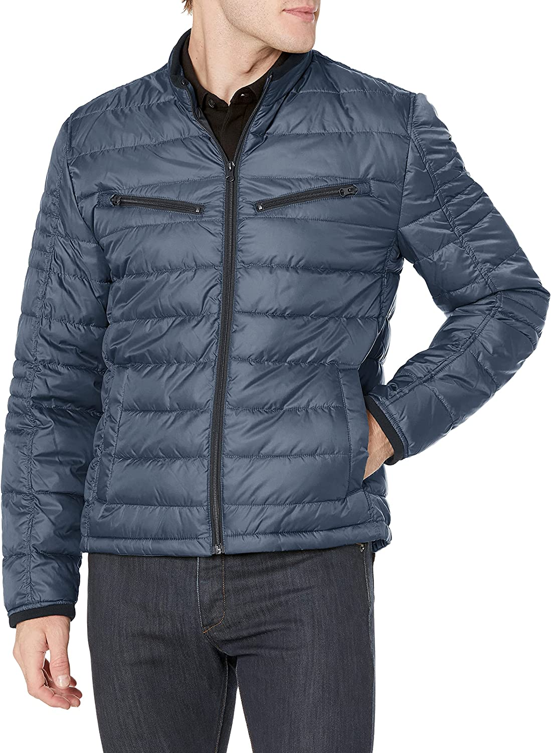 Marc New Cheap mail order specialty store York by Andrew Men's San Diego Mall Diamond Four P Quilted Grymes