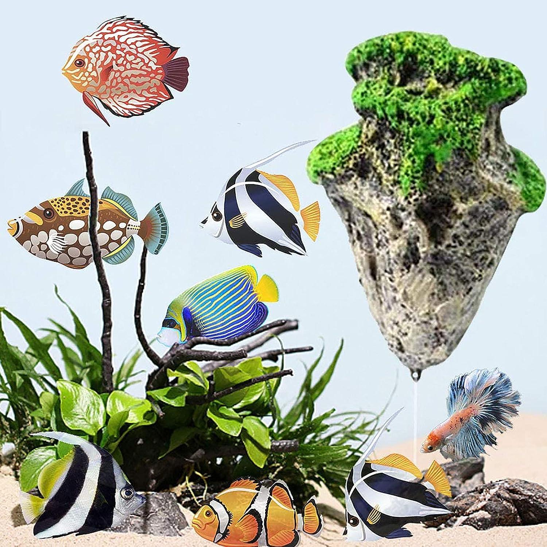 Seattle Mall Chinashow Aquarium Floating Rocks, New life Decorationï¼Â