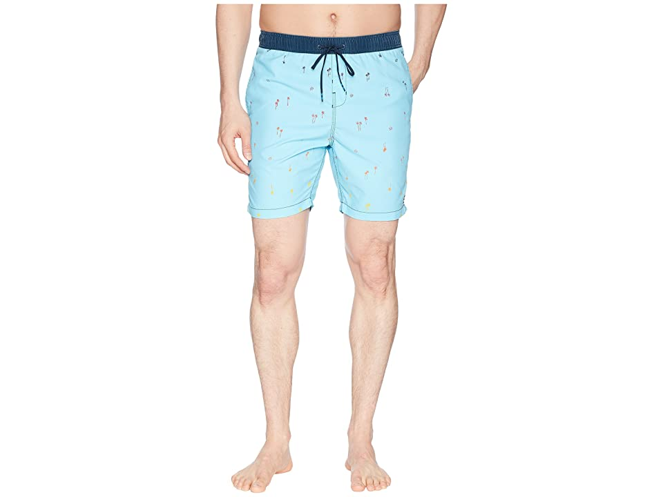 Billabong Sundays Layback Boardshorts (Light Blue) Men