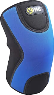 The Only 9MM Knee Brace Sleeve with Best Patella Compression for Meniscus Tear & Arthritis, Joint Pain Relief, Injury Recovery - Ideal for Running, Basketball, Tennis, Squats, and More Sports.