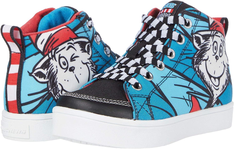 Skechers Unisex-Child Sneaker Duratronz-Seuss-World Max 53% Cheap sale OFF