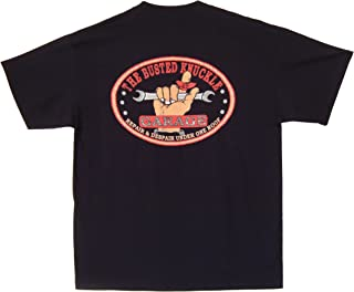 busted knuckle garage shirt