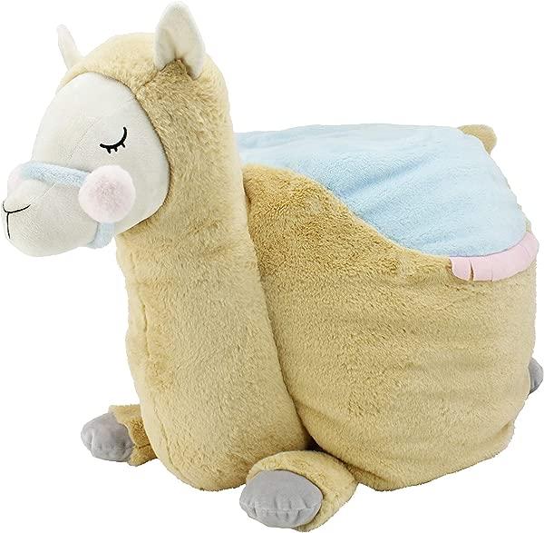 Soft Landing Bestie Beanbags Llama Character Beanbags