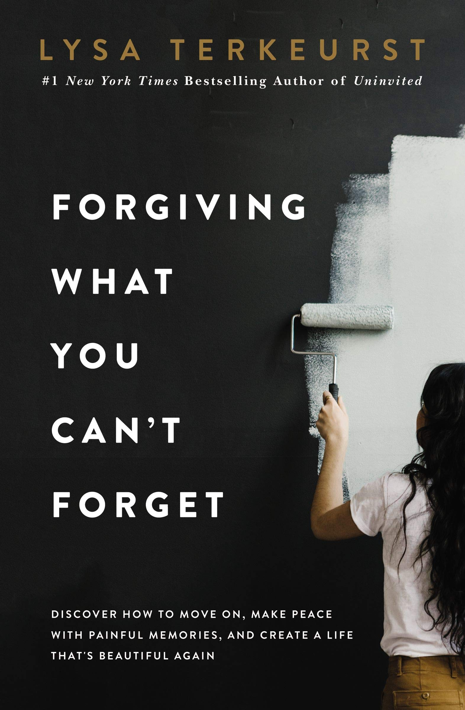 Cover image of Forgiving What You Can't Forget by Lysa TerKeurst