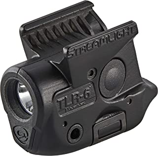 Streamlight 69285 TLR-6 Tactical Pistol Mount Flashlight 100 Lumen without Laser Designed Exclusively and Solely For Sig S...
