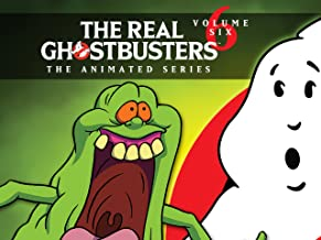 The Real Ghostbusters - Volume 6