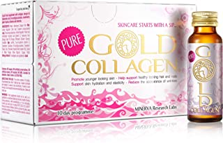 PURE GOLD COLLAGEN 30-DAY: BEAUTY, ANTI-AGING & SKINCARE SUPPLEMENT