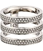 Michael Kors Tri Stack Open Pave Bar