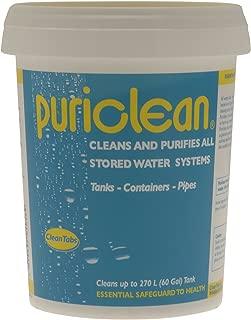 Purificador de Agua Puriclean de Clean Tabs –Azul,