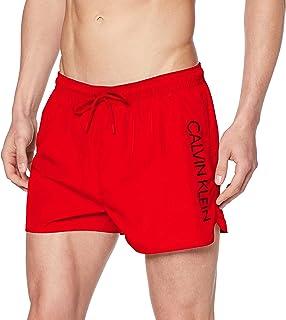 Calvin Klein Men's Logo Runner Short