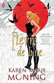 Fièvre de lune (GRANDS FORMATS) (French Edition)