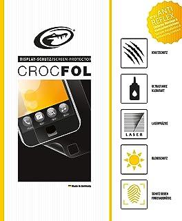 CROCFOL ANTIREFLEX 5K HD skyddsfolie för HTC HD2 Leo. Reflekterande (ANTI-GLARE) och skydd mot fingeravtryck (ANTIFINGERPR...