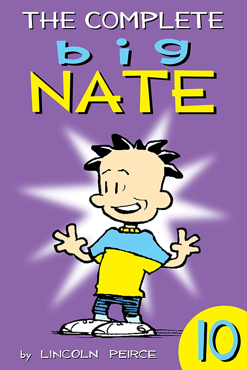 約設定保証入力The Complete Big Nate: #10 (AMP! Comics for Kids) (English Edition)