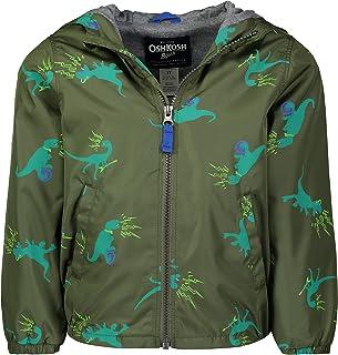OshKosh B`Gosh Baby Boys` Jersey-Lined Lightweight Jacket