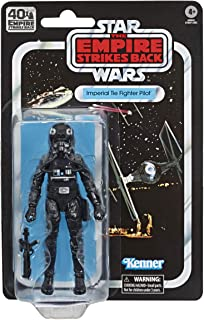 Star Wars The Black Series Imperial TIE Fighter Pilot 6-Inch Scale Star Wars: The Empire Strikes Back Collectible Figure