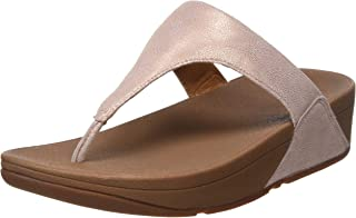 FitFlop Womens Shimmy Suede Toe-Thong Sandals