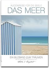 Glücksvilla 978-3981897739 Das Meer - Viaje de ojo para el alma, 192 páginas, libro, foto de banda, libro de regalo, viajes