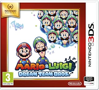 Mario & Luigi - Dream Team Bros - Nintendo Selects [Importación Francesa]