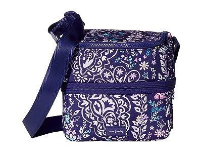 Vera Bradley ReActive Expandable Lunch Cooler (Belle Paisley) Handbags