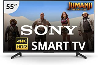 "Smart TV LED 55"" 4K Ultra HD Sony KD-55X705G, Conversor Digital, 3 HDMI, 3 USB, Wi-fi"