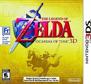 The Legend of Zelda: Ocarina of Time 3D [Nintendo 3DS]