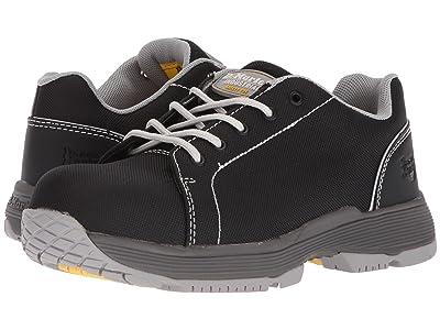 Dr. Martens Work Alsea Composite Toe SD 5-Eye Shoe (Black) Women