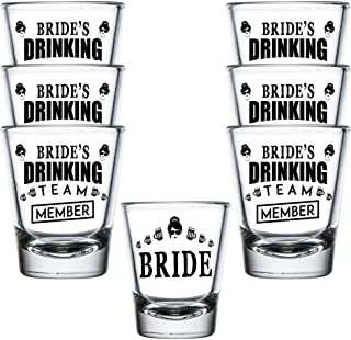 Best wedding party drinking glasses Reviews