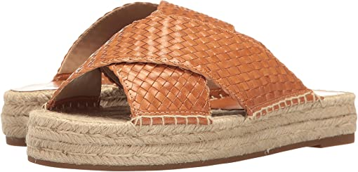 Rattan Woven Leather/Jute