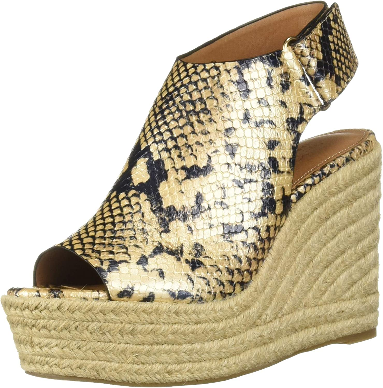 Aerosoles Womens Martha Stewart Hillside Wedge Sandal