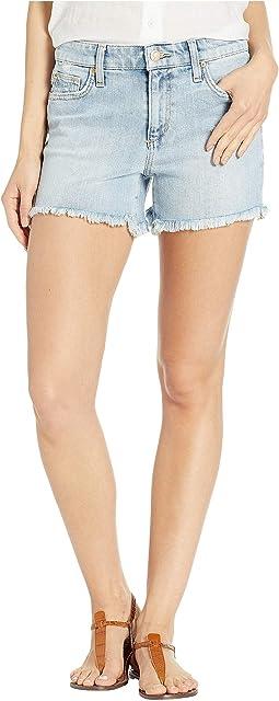 79df7a8efe Sanctuary midi fray denim shorts, Clothing   Shipped Free at Zappos