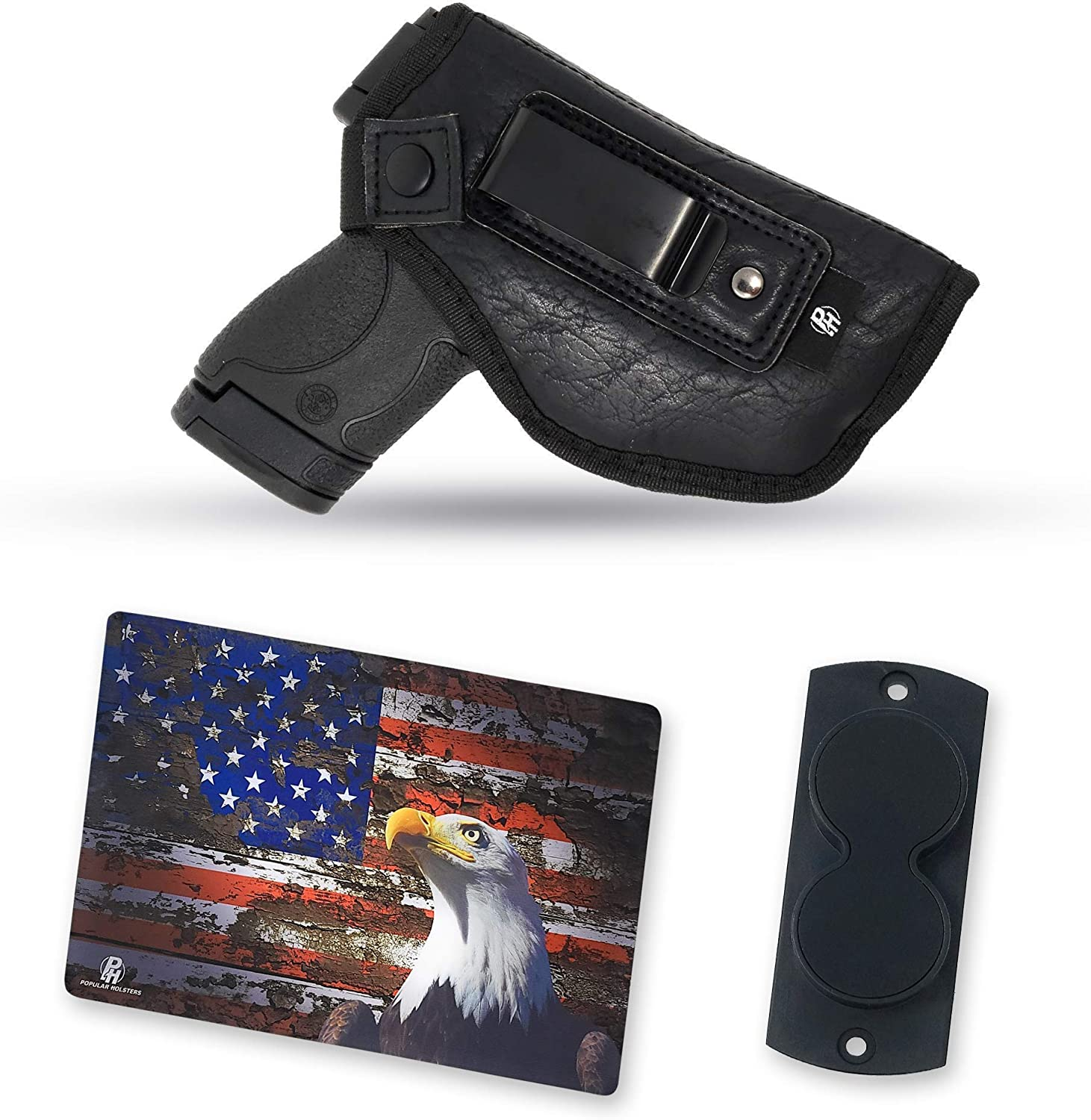 IWB Concealed Cheap Boston Mall sale Carry Combo Bundle Gun Magnet Gu + PH by Holster