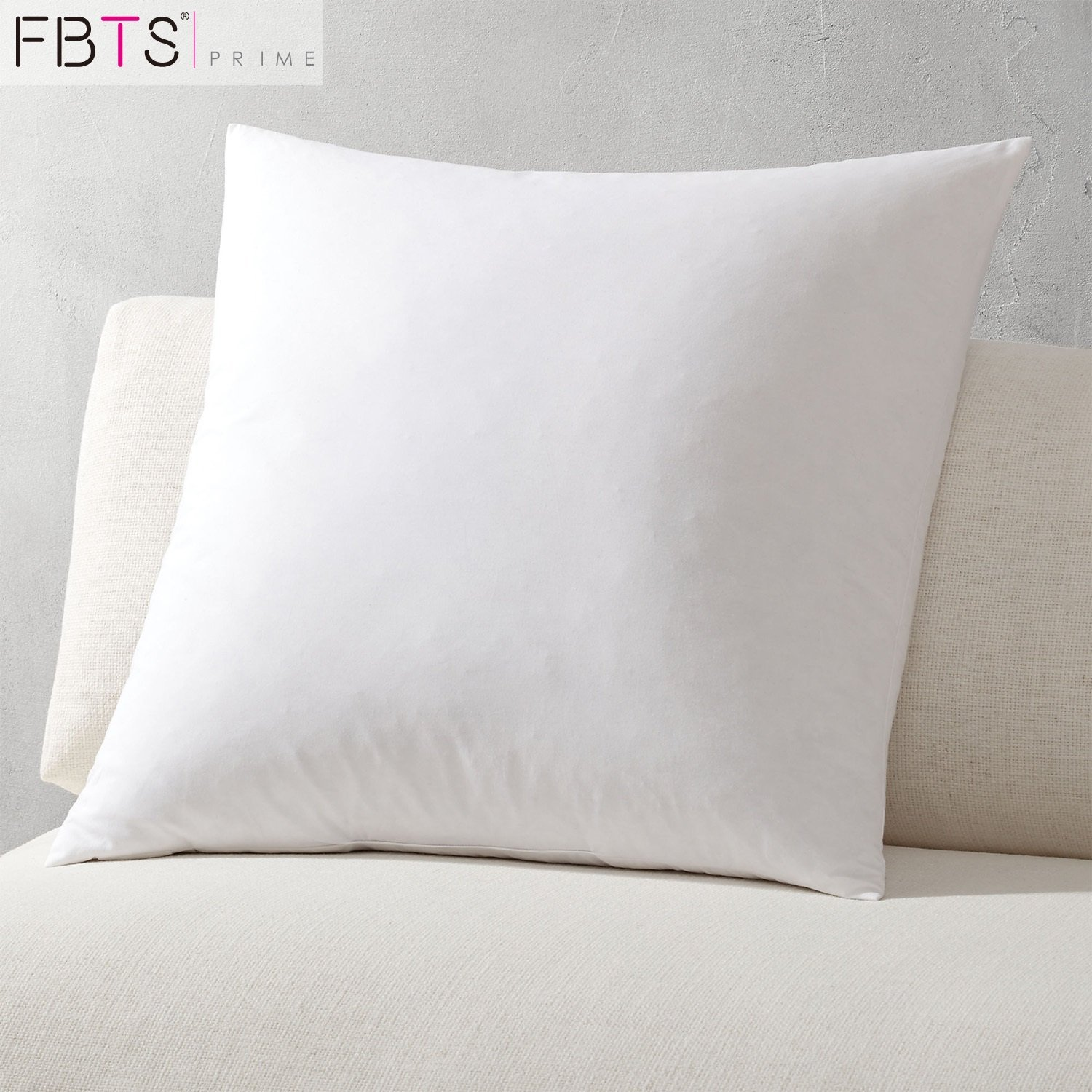 Throw Pillow Insert 18x18 Inch Hypoallergenic Foam Stuffer Standard Decorative Square Sequin Couch Pillow Inserts For Indoor And Outdoor White 1 Pack Buy Online In Aruba At Aruba Desertcart Com Productid 44149811