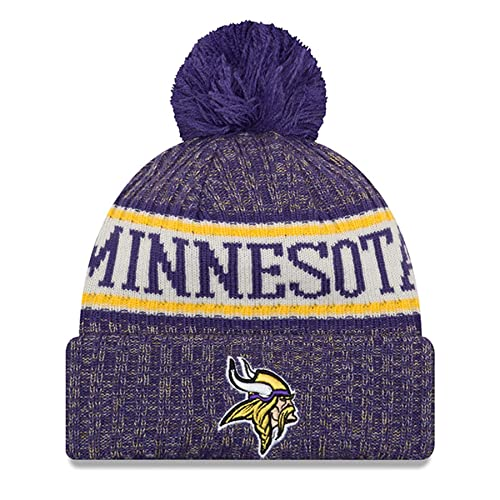 7db3460c Vikings Winter Hat: Amazon.com