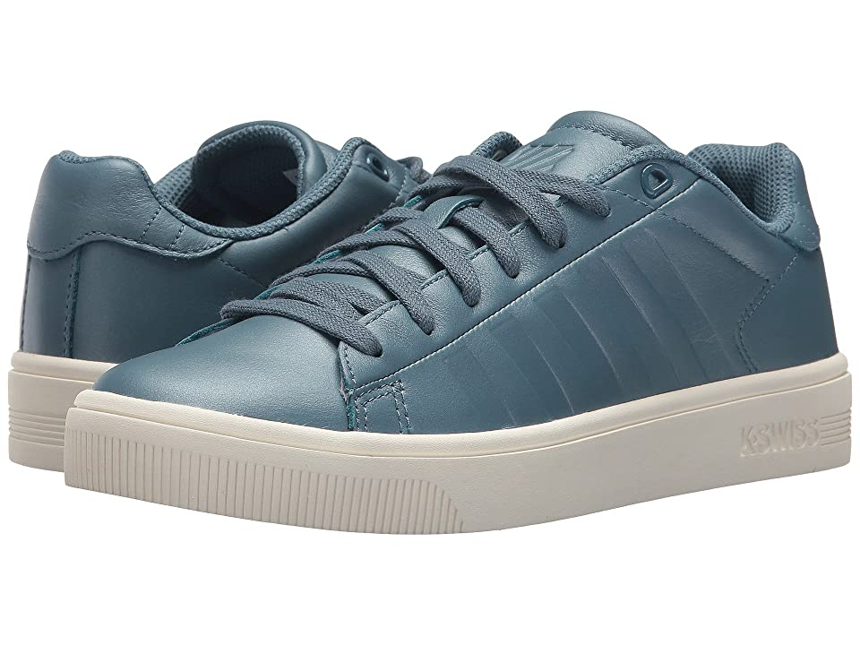 K-Swiss Court Frasco (Bluestone/Marshmallow) Women
