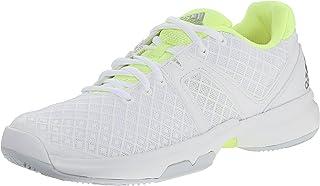 Adidas rendimiento acostico Allegra entrenamiento del calzado, Rojo Solar   plata   blancoo, 5,5 M c