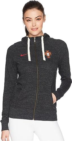 Portugal NSW Gym Vintage Hoodie