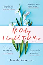 If Only I Could Tell You: A Novel PDF