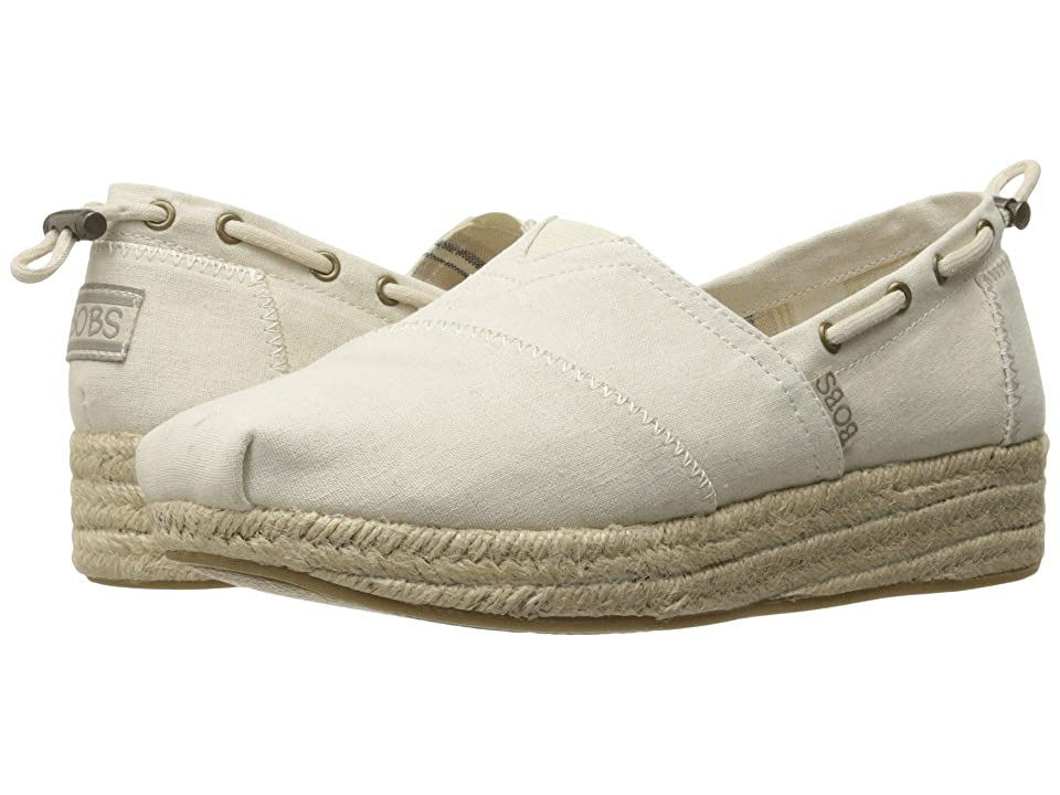 BOBS from SKECHERS Highlights - Set Sail (Natural) Women's Flat Shoes