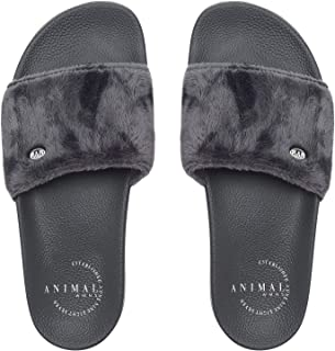Animal Slyd Womens Sandals