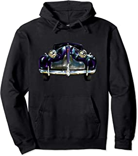 I love the Classic Car Old School Gift Hot Rod Vintage Lover Pullover Hoodie