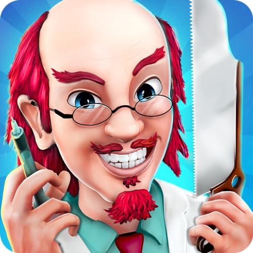 Crazy Surgeon Er Notfall - Gehirn, Knie, Ellenbogen, Finger und Augenchirurgie