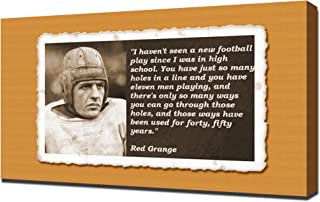 Best red grange quotes Reviews