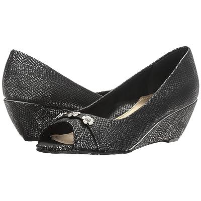 Soft Style Adley (Black Snake) Women